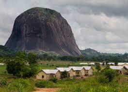 nigerian cave